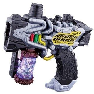 要出典 仮面ライダー おもちゃ バンダイ 仮面ライダービルド 変身煙銃 DXトランスチームガン