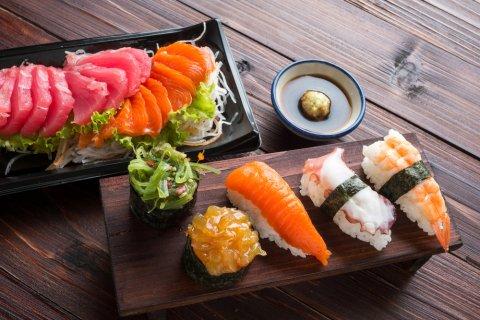 寿司 刺身
