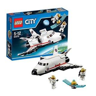 """""""要出典 5歳 おもちゃ LEGO レゴ シティ スペースシャトル"""
