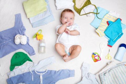 赤ちゃん 洋服 服装 ベビー服