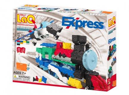 4・5・6歳の男の子に人気ラキュー(LaQ) ハマクロンコンストラクター HamacronConstructor エクスプレス