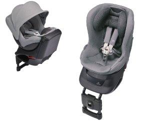 要出典 チャイルドシート エールベベ 回転型チャイルドシート クルットNT2ノーブルプレミアム 新生児から4歳用