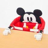 要出典 ディズニー出産祝い カトージ キャンピングホルダー洗えるシート ミッキーマウス