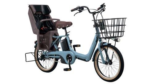要出典  子供乗せ自転車 パナソニック ギュットアニーズDX