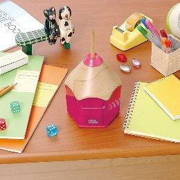 要出典 幼稚園 保育園 卒園記念品 ナカバヤシ 電動鉛筆削りき えんぴつタイプ