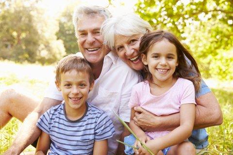 おばあちゃん おじいちゃん 田舎 祖父母