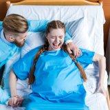 出産 分娩 夫婦 陣痛
