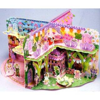 要出典 女の子 クリスマスプレゼント 4歳 5歳 6歳 ようせいのおしろのぶとうかい メリーゴーラウンドえほん