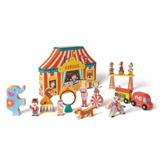 要出典 クリスマスプレゼント 女の子 2歳 3歳 ジャノー ストーリーボックス サーカス
