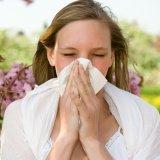 女性 花粉症