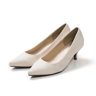 要出典 入園式 ママ 靴 パンプス メヌエ イイ女ポインテッド パンプス