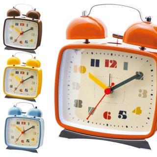要出典 子供 目覚まし時計 インターフォルム 置時計