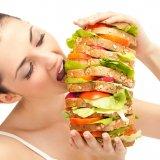女性 食欲 大食い