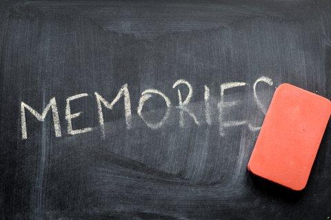 思い出 記憶力