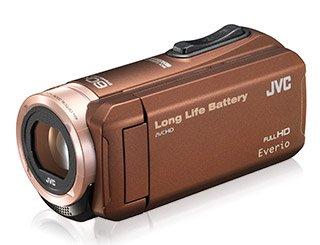 要出典 ビデオカメラ おすすめ JVC KENWOOD ビデオカメラ EVERIO GZ-F100-T