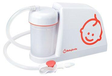 要出典 赤ちゃん 風邪予防 対策グッズ 電動鼻水吸引器メルシーポット S-503