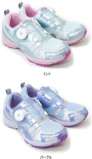 要出典 子供 運動靴 ダイヤルドライブ 女の子用 ジュエル ジュニア スニーカー 運動靴 rio47109