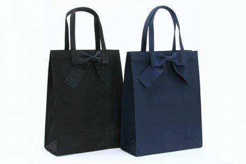 要出典 お受験バッグ縦型 完全自立型 立体 グログランリボンサブバッグ