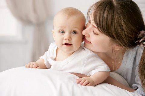 赤ちゃん ママ 肌着