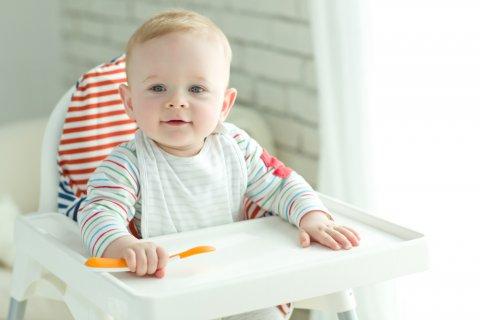 赤ちゃん 洋服 前掛け スタイ 離乳食 食事