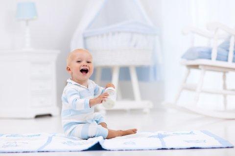 赤ちゃん カバーオール ボディスーツ ボーダー