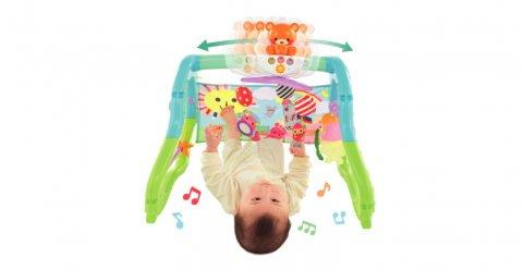 要出典 ベビージム ピープル うちの赤ちゃん世界一 全身の知育メリー&ジム