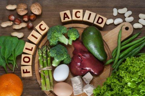 葉酸 栄養 野菜