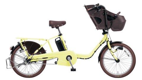 要出典 子供乗せ 電動自転車 パナソニック  ギュット・ミニ・DX  2018年モデル