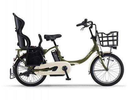 要出典 子供乗せ 電動自転車 ヤマハ パス バビー アン 2018年モデル