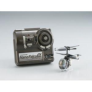 要出典 子供向け ラジコン シー・シー・ピー ナノファルコンアルファ 赤外線ヘリコプター
