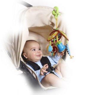 要出典 ベビーカーのおもちゃ 日本育児 タイニーラブ バック&ゴー ミニモービル