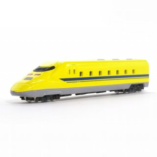 要出典 新幹線のおもちゃ トレーン Nゲージ ダイキャストスケールモデル No.32 ドクターイエロー