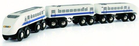 要出典 新幹線のおもちゃ ブリオ SHINKANSEN(新幹線)