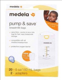 要出典 母乳パック メデラ 母乳保存バック