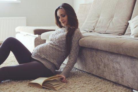 妊婦 リラックス 読書 産休