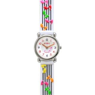 要出典 子供 腕時計 女の子 ジェイアクシス キッズ デコウォッチ 子供用腕時計 音符
