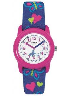 要出典 子供 腕時計 女の子 タイメックス 腕時計 子供用 バタフライ