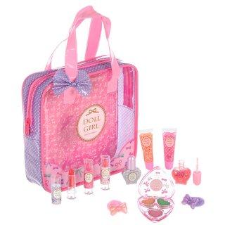 要出典 9歳 女の子 誕生日プレゼント レイス ドールガールキューティー メイクセット