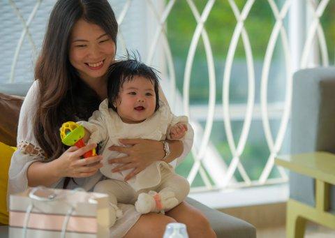 赤ちゃん 日本人 ママ 旅行