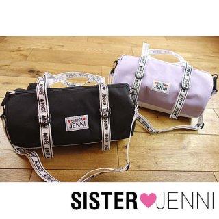 要出典 9歳 女の子 誕生日プレゼント ジェニィ ロゴテープドラムミニボストンバッグ