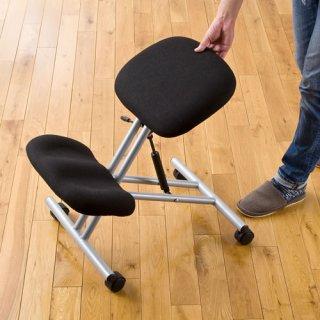 要出典 学習椅子 勉強椅子 イーサプライ バランスチェア 子供向け EEX-CH15