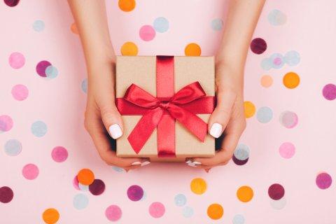 プレゼント ギフト 誕生日 箱 女の子 贈り物