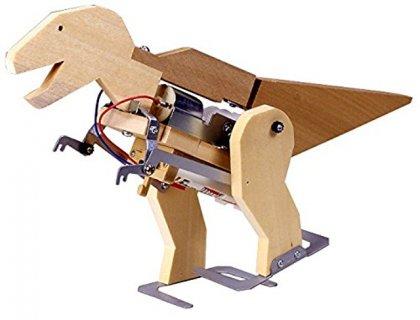要出典 10歳 男の子 プレゼント タミヤ 楽しい工作シリーズNo.89 歩くティラノサウルス工作基本セット