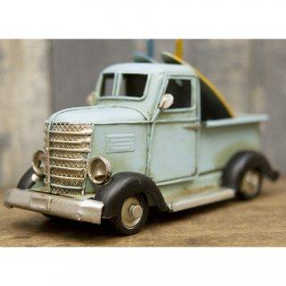 要出典 ブリキ おもちゃ ビンテージ ブリキカー サーフトラック ミニチュア