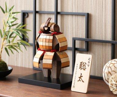 要出典 五月人形 兜 旭川クラフト T.MOTOI(ティー・モトイ) KABUTO(カブト)MKA-02