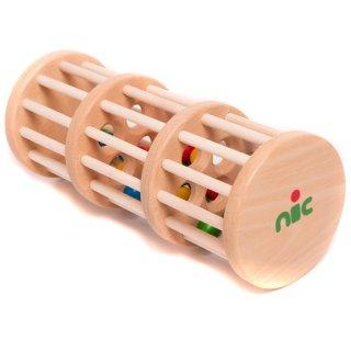 要出典 生後6ヶ月の赤ちゃんのおもちゃ ニック社 ドラム玉おとし