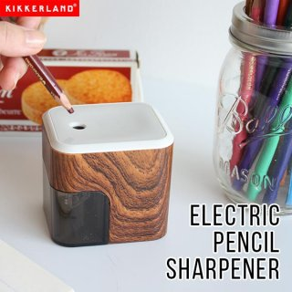 要出典 鉛筆削り おしゃれ キッカーランド 電動鉛筆削り