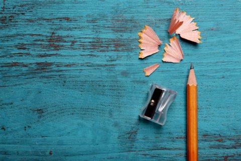 えんぴつ 鉛筆 鉛筆削り シャープナー 削りカス