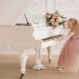 ピアノ 発表会 女の子 演奏 ドレス
