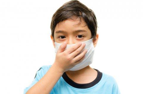 子供 風邪 マスク